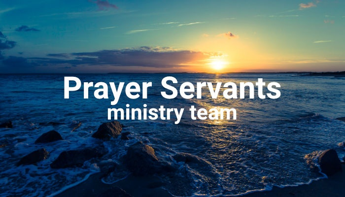 Prayer Servants