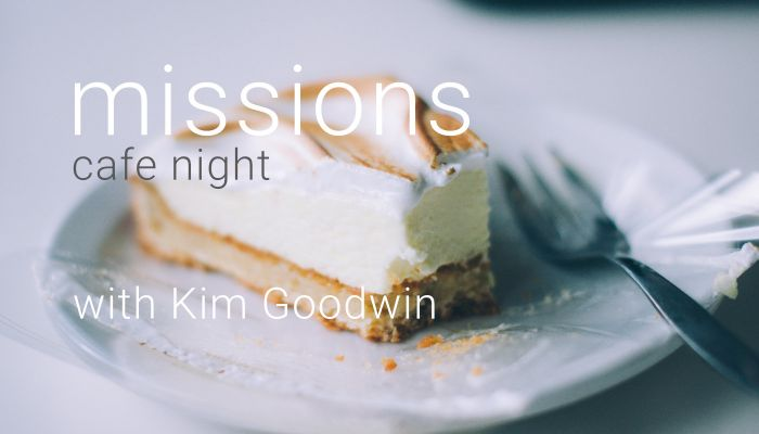 Missions Cafe Night